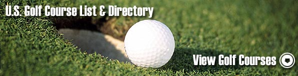 U.S. Golf Course List & Directory